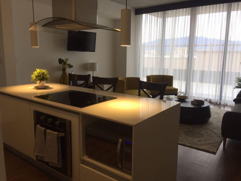 Apartments in Escazú Village – 1 room